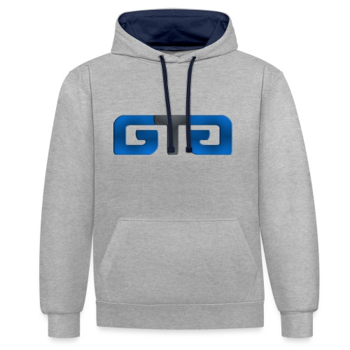 GTG - Contrast Colour Hoodie