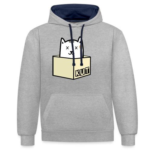 kittenlos hoodies - Contrast hoodie