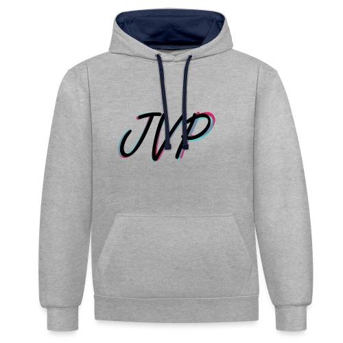 JVP Split - Kontrast-Hoodie