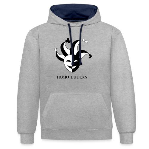 Paedia - Contrast hoodie
