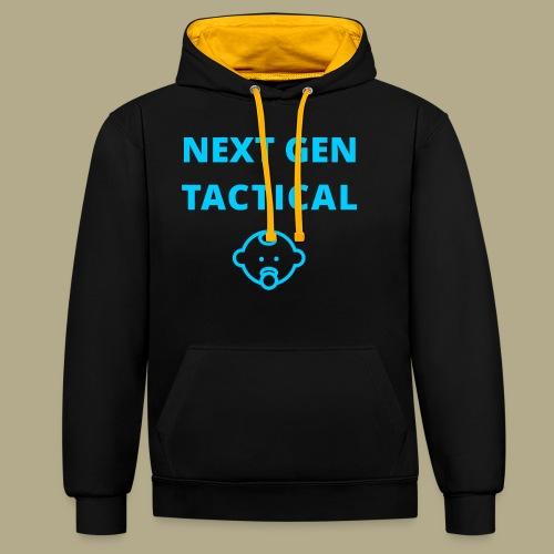 Tactical Baby Boy - Contrast hoodie