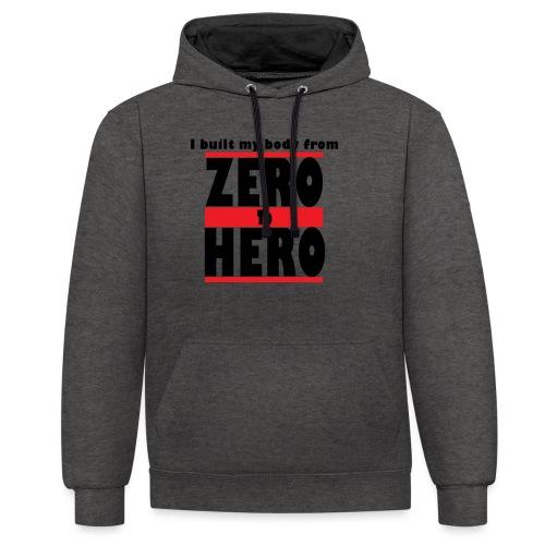 Zero To Hero - Kontrastihuppari