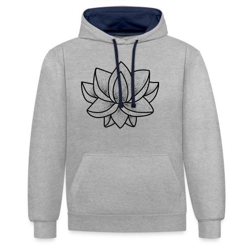 Lotus - Sweat-shirt contraste