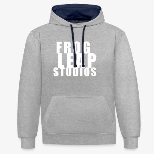 FLS Logo - Kontrast-hettegenser