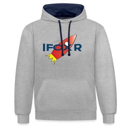 IFOX ROCKET - Kontrastluvtröja