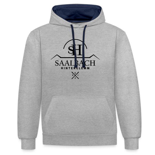 Saalbach embleem SKI-X