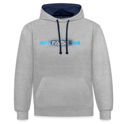 FASE - Contrast Colour Hoodie
