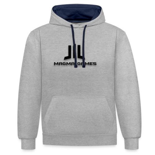 Magma Games S4 hoesje - Contrast hoodie