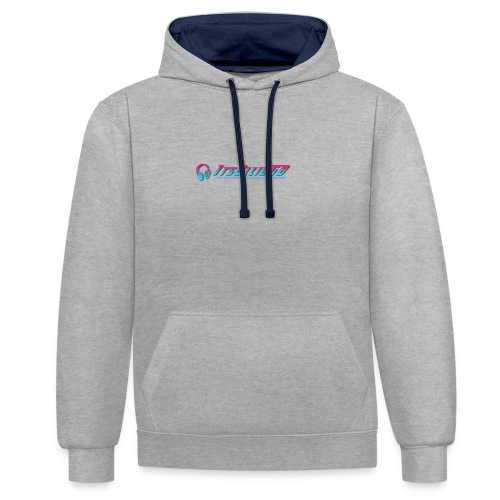 New IOGB Merch - Contrast Colour Hoodie