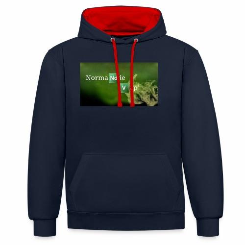 Normandie Vap' - Sweat-shirt contraste