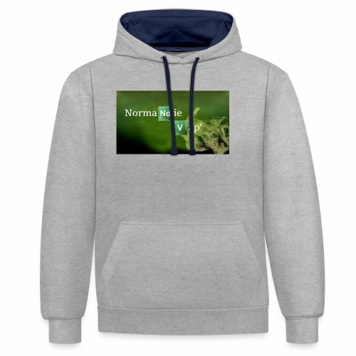 Normandie Vap' - Sweat-shirt contraste