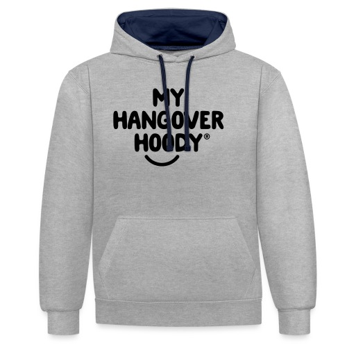 The Original My Hangover Hoody® - Contrast Colour Hoodie