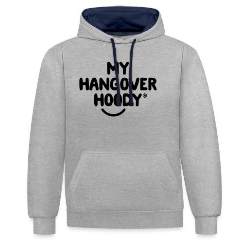 The Original My Hangover Hoody® - Contrast Colour Hoodie