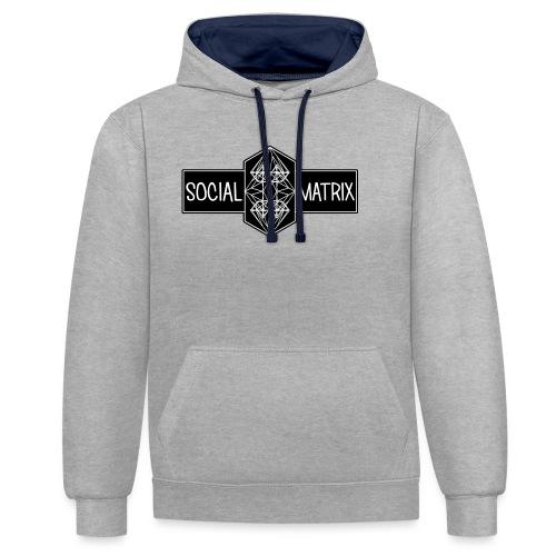 HET ORIGINEEL - Contrast hoodie