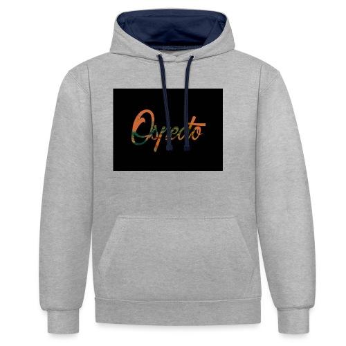 Ospecto logo - Sweat-shirt contraste