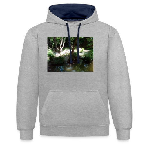 IMG 20180704 134239 - Sweat-shirt contraste