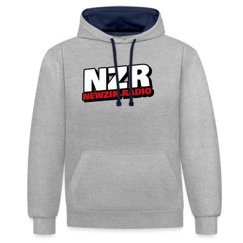 NZR - Sweat-shirt contraste