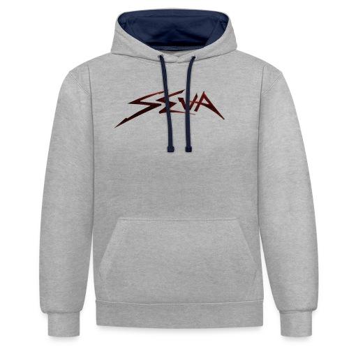SEUA logo Speedy original design - Kontrastluvtröja