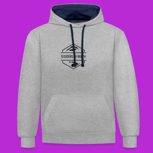 SoN Thermos - Contrast Colour Hoodie