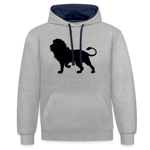 Kylion 2 T-shirt - Contrast hoodie