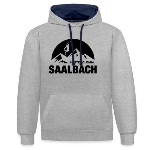 Summit Saalbach - Contrast hoodie