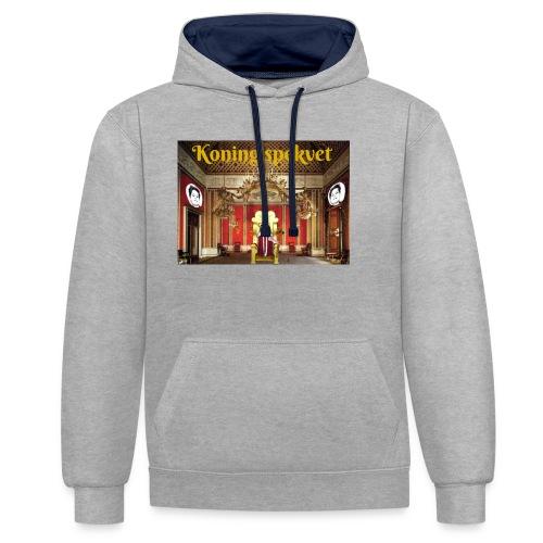 Koning Spekvet - Contrast hoodie