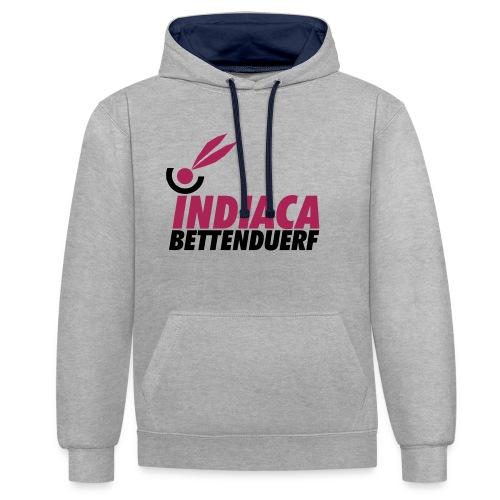 bettendorf - Kontrast-Hoodie