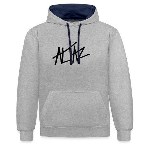 Altaz Clean Logo - Kontrastluvtröja