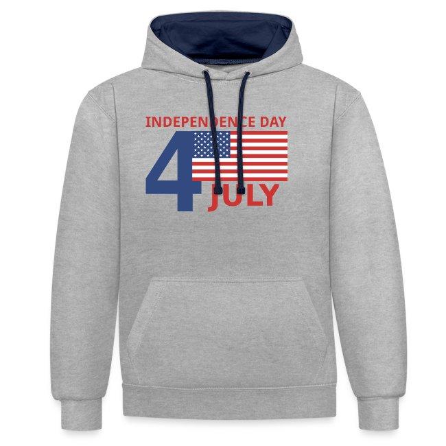4 luglio giorno della indipendenza