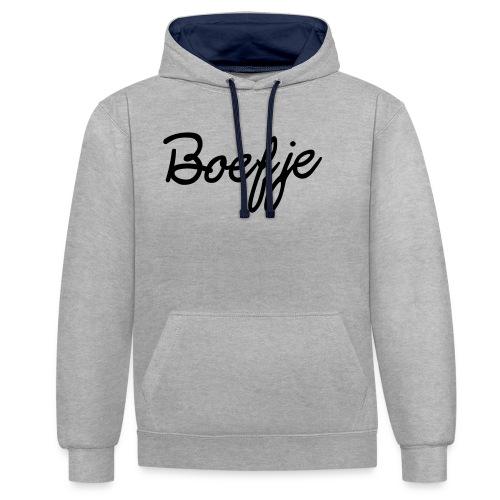 boefje - Contrast hoodie