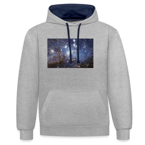 Starsinthesky - Contrast Colour Hoodie