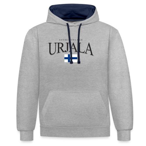 Suomipaita - Urjala Suomi Finland - Kontrastihuppari