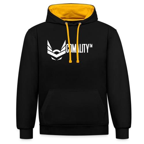 COFEE | Comality - Contrast hoodie