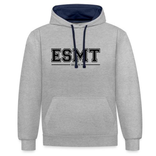 ESMT Berlin - Contrast Colour Hoodie