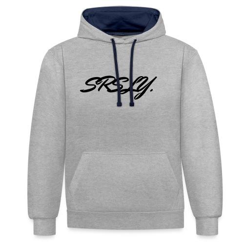 SRSLY - Sweat-shirt contraste