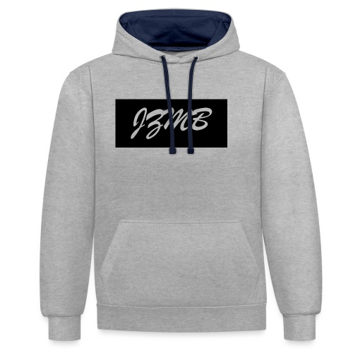 Official JZMB Apparel LOGO - Contrast Colour Hoodie