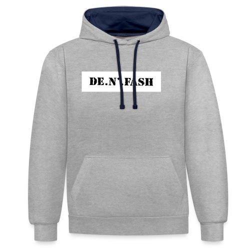 T-shirt premium homme - Sweat-shirt contraste