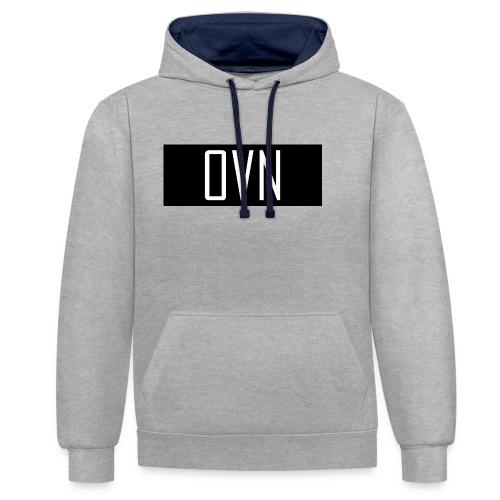 OVN Strapback - Contrast hoodie