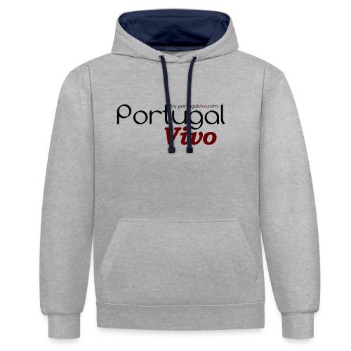 Portugal Vivo - Sweat-shirt contraste
