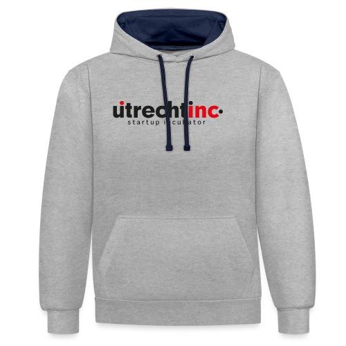 UtrechtInc | Startup Incubator 2021 - Contrast hoodie