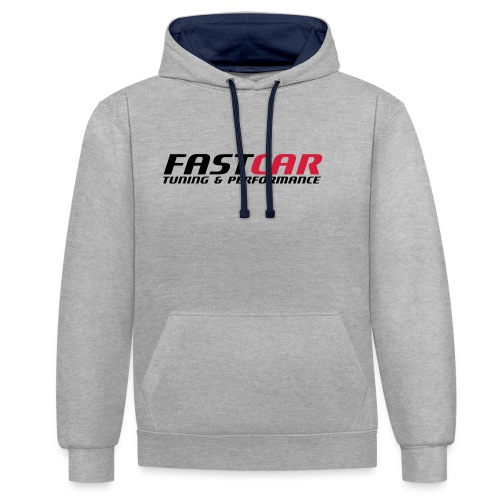 fastcar-eps - Kontrastluvtröja