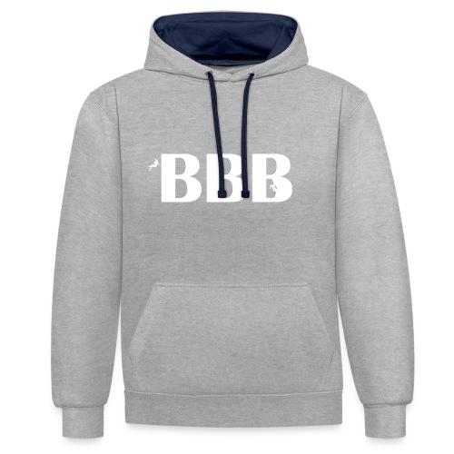 BBB Best Belay Buddy - Kontrast-Hoodie