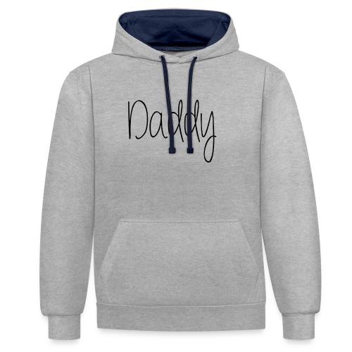 DADDY - Kontrastluvtröja