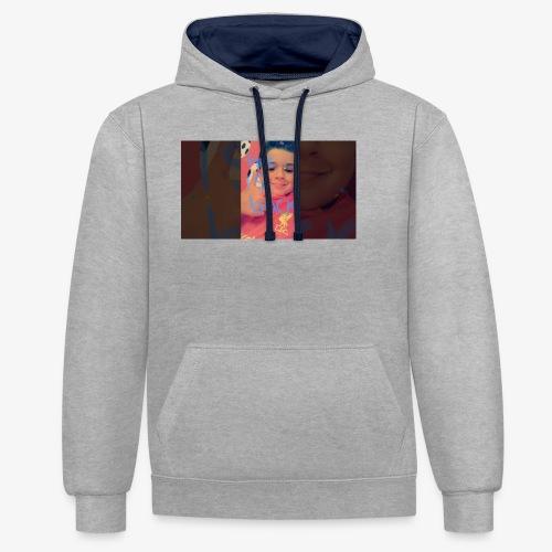 Kaiden merchandise - Contrast Colour Hoodie