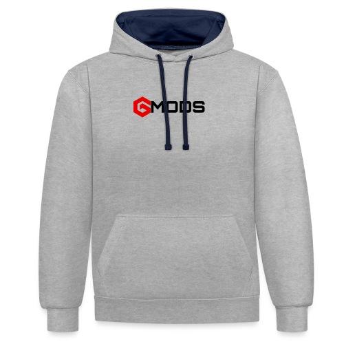gmods wear - Kontrast-Hoodie