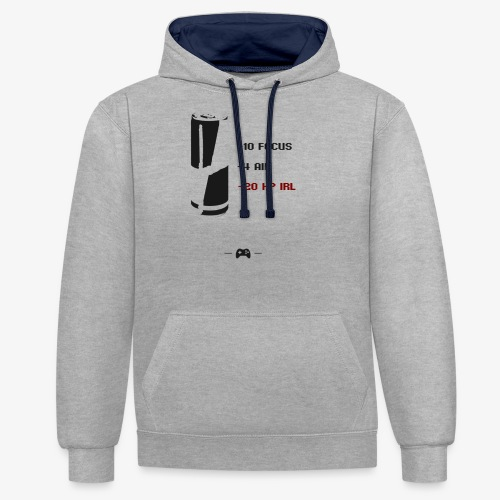 Boost Can - Sweat-shirt contraste