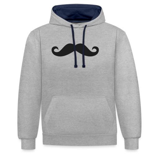 snorretje - Contrast hoodie