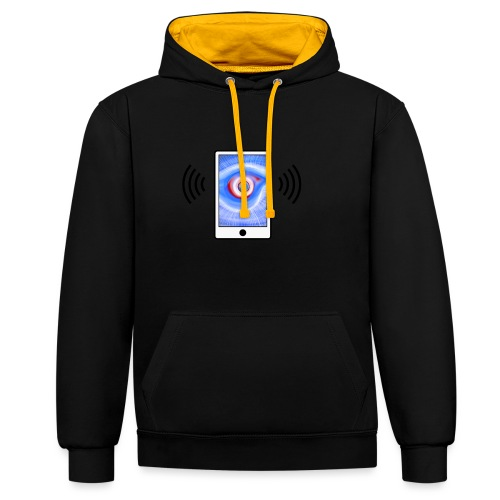 Mira Mira - Contrast Colour Hoodie