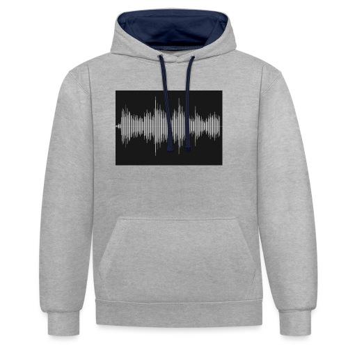 Soundwave - Contrast hoodie