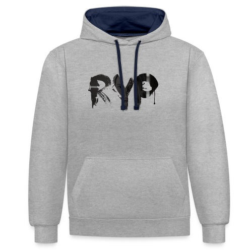 RYP - Sweat-shirt contraste